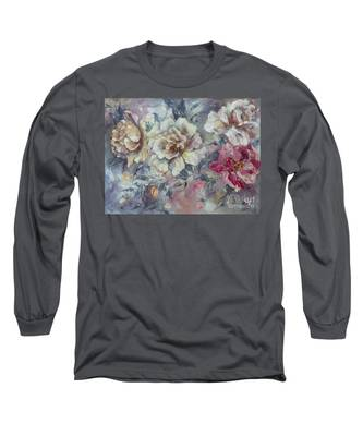Roses From A Friend Long Sleeve T-Shirt