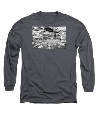 Sky Dome - Se1 Long Sleeve T-Shirt
