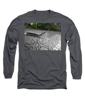 Snake In The Sun Long Sleeve T-Shirt