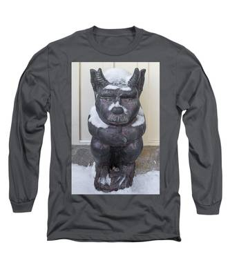 Snow Covered Chimera Long Sleeve T-Shirt