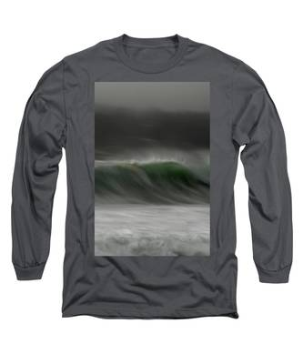 Soft Curl Long Sleeve T-Shirt