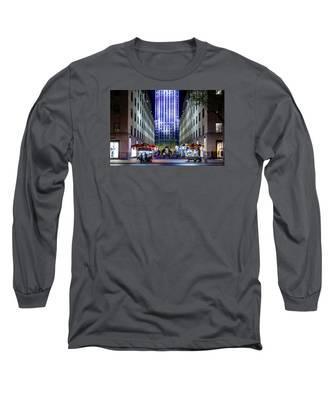 Rockefeller Center Long Sleeve T-Shirt
