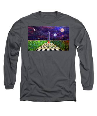 The Cooornfffield Long Sleeve T-Shirt