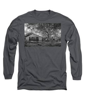 The Livery Stable And Oak Long Sleeve T-Shirt