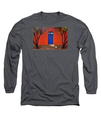 Adobe Buildings Long Sleeve T-Shirts