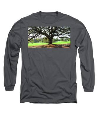 Under An Augusta Oak Long Sleeve T-Shirt