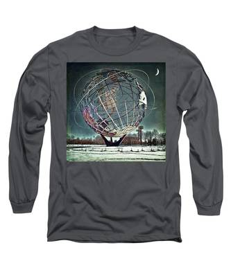Unisphere Long Sleeve T-Shirt