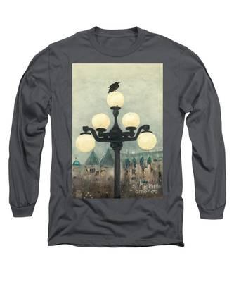 Victoria Evening Long Sleeve T-Shirt