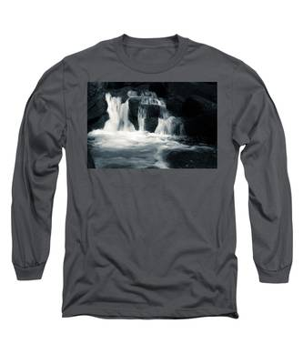 Water Stair Long Sleeve T-Shirt