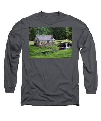 John Byram Long Sleeve T-Shirts