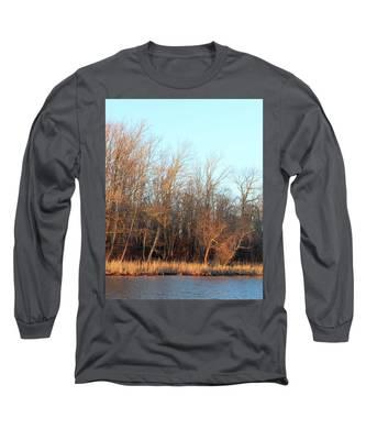 Waters Edge 2 Long Sleeve T-Shirt