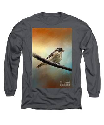 Wisconsin Songbird Long Sleeve T-Shirt