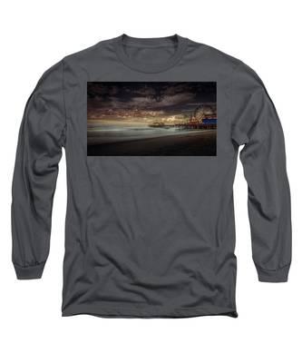 Enchanted Pier Long Sleeve T-Shirt