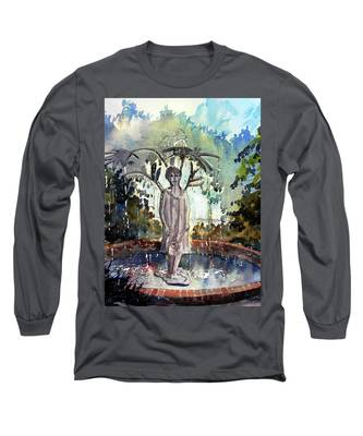 Why Does It Always Rain On Me Long Sleeve T-Shirt