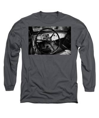 1936 Citroen Roadster Long Sleeve T-Shirt