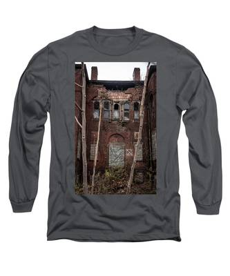 Beauty In Decay Long Sleeve T-Shirt