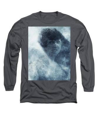 Beauty In The Snow Long Sleeve T-Shirt