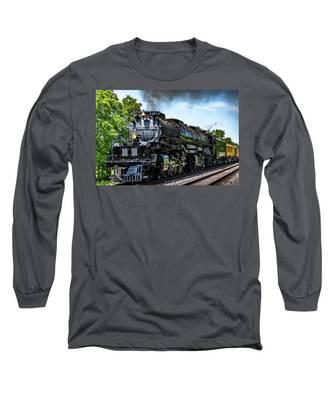 Big Boy Long Sleeve T-Shirt