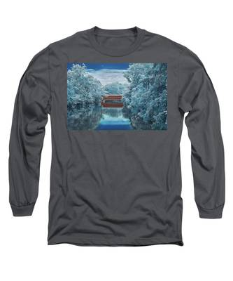 Blue Sach's Long Sleeve T-Shirt