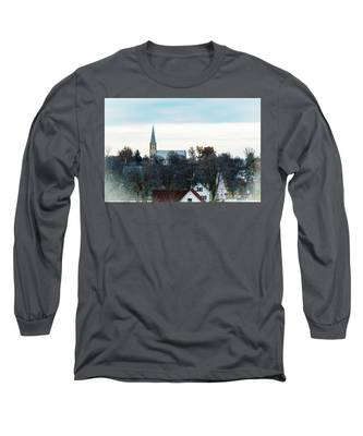 Christmas Day Drive Long Sleeve T-Shirt