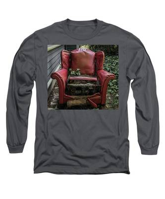 Comfy Chair Long Sleeve T-Shirt