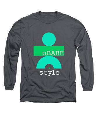 Cool Green Style Long Sleeve T-Shirt