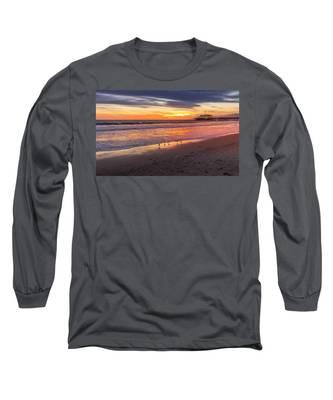 Dinner For 4 - Make It 5 Long Sleeve T-Shirt