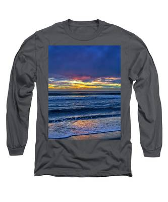 Entering The Blue Hour Long Sleeve T-Shirt
