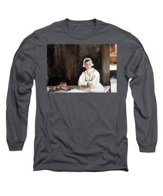 Fair Maiden Long Sleeve T-Shirt