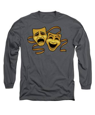 Live Theater Long Sleeve T-Shirts