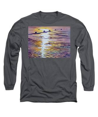 Groynes And Glare Long Sleeve T-Shirt