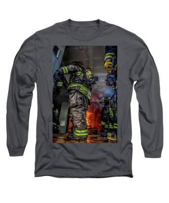 Interior Live Burn Long Sleeve T-Shirt