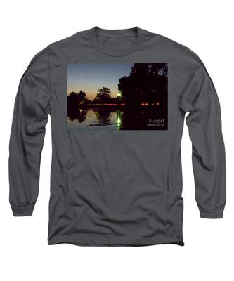 Lighthouse Light Long Sleeve T-Shirt