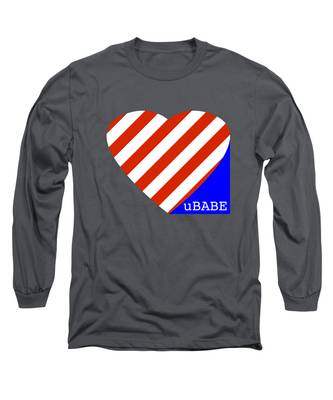 Love Ubabe America Long Sleeve T-Shirt