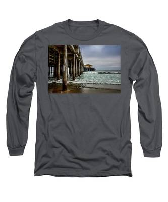 Mariasol On The Pier 2 Long Sleeve T-Shirt