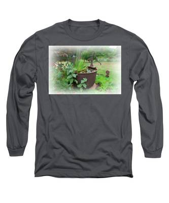 New Use For Old Long Sleeve T-Shirt