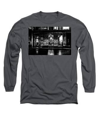 Paris At Night - Rue Bonaparte 2 Long Sleeve T-Shirt
