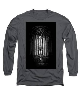 Sainte-chapelle Long Sleeve T-Shirt