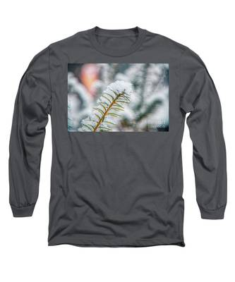 Snow Needle Long Sleeve T-Shirt