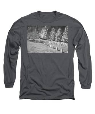 Somber Scene Long Sleeve T-Shirt