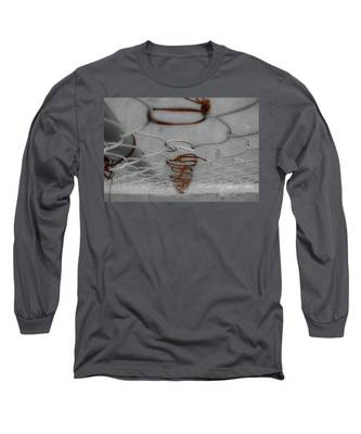 Splice Long Sleeve T-Shirt