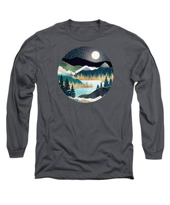 Teal Long Sleeve T-Shirts