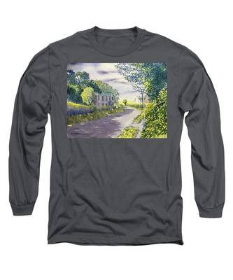 Sunny Side Of The Street Long Sleeve T-Shirt