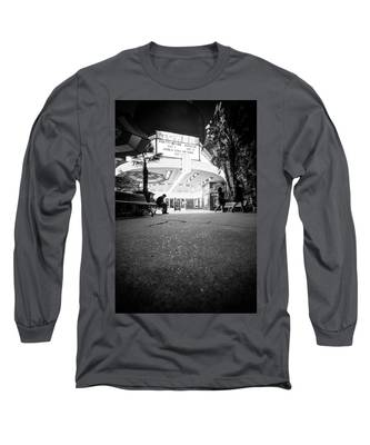 The Loner- Long Sleeve T-Shirt