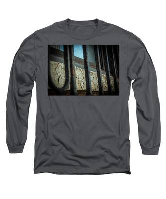 The Texture Of Time Long Sleeve T-Shirt