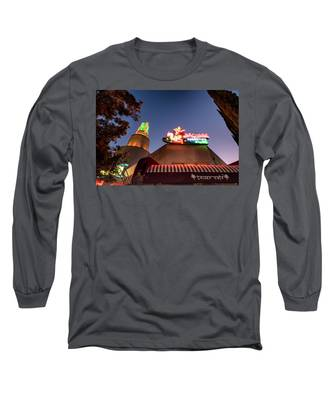 The Tower- Long Sleeve T-Shirt