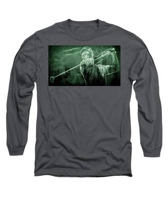 Tiger's On The Green Long Sleeve T-Shirt