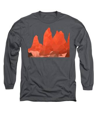 Torres Del Paine Long Sleeve T-Shirts