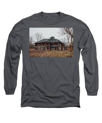 Urban Exploration Long Sleeve T-Shirt