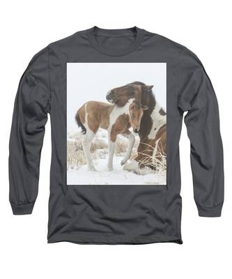 Valentine Filly Long Sleeve T-Shirt